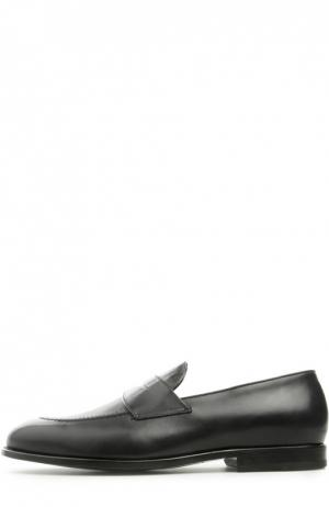 Лоферы O`Keeffe. Цвет: темно-синий