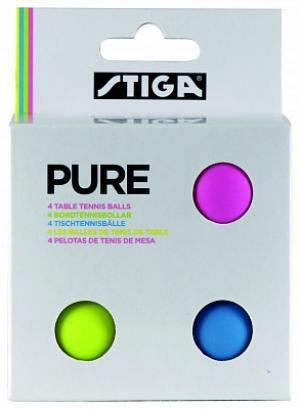 Мячи для настольного тенниса , 4 шт. Stiga
