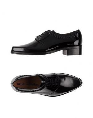 Обувь на шнурках STEPHANE KÉLIAN. Цвет: черный