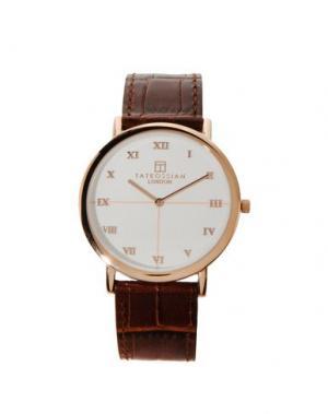Наручные часы TATEOSSIAN. Цвет: белый