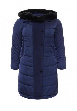 Куртка утепленная Electrastyle. Цвет: синий
