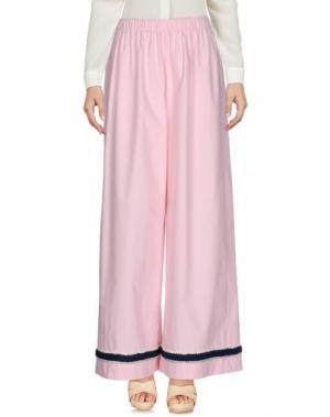 Повседневные брюки COLLECTION PRIVĒE?. Цвет: розовый