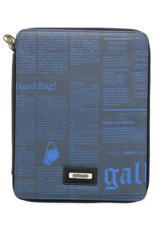 Чехол для iPad Galliano. Цвет: синий