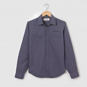 Рубашка с длинными рукавами KAPORAL 5. Цвет: серый