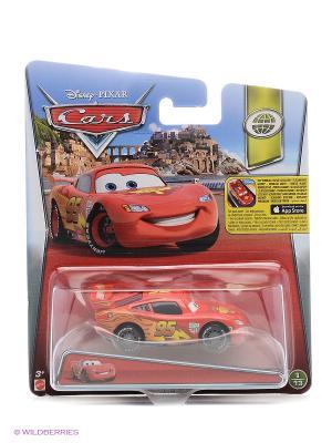 Машина Тачки 2 Mattel. Цвет: красный