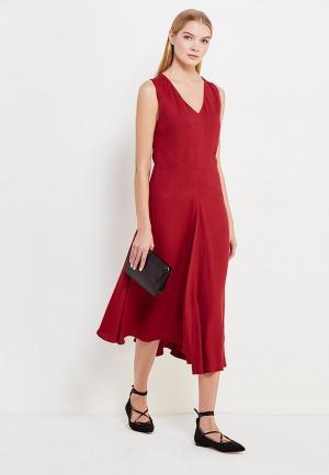 Платье Sonia by Rykiel. Цвет: бордовый