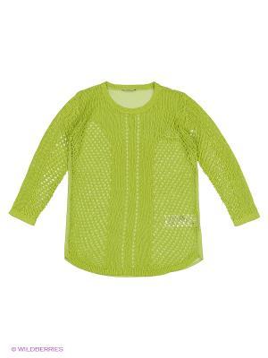 Свитер GUESS. Цвет: зеленый