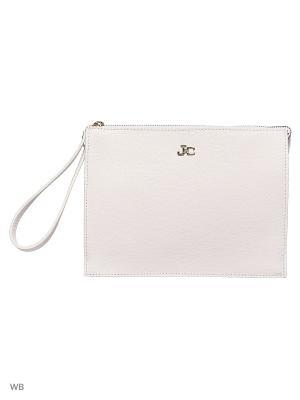 Чехол для планшета Jacky&Celine. Цвет: белый