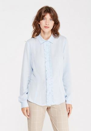 Блуза Finn Flare. Цвет: бордовый