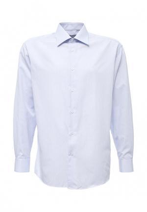 Рубашка Casino. Цвет: голубой