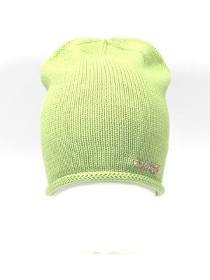 Шапка Briollini. Цвет: светло-зеленый