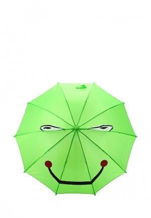 Зонт-трость Incity. Цвет: зеленый