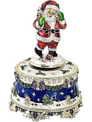 Композиция музыкальная Mister Christmas. Цвет: синий