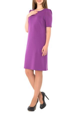 Платье S&A style. Цвет: сиреневый