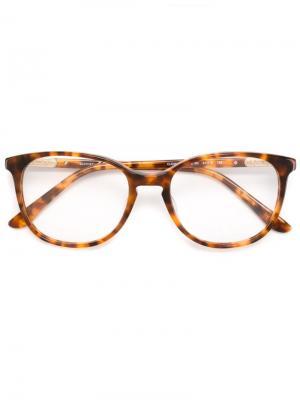 Очки Clematis Paul & Joe. Цвет: коричневый