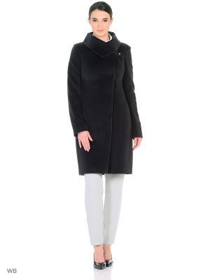 Пальто Lea Vinci. Цвет: антрацитовый