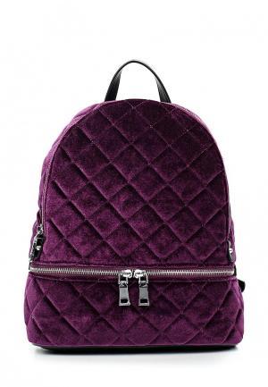 Рюкзак Velvet. Цвет: фиолетовый
