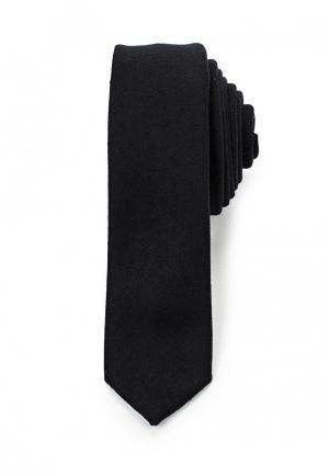 Галстук Sisley. Цвет: черный