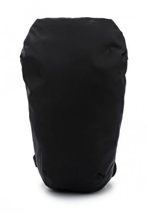 Рюкзак ASICS. Цвет: черный