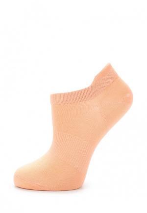 Носки Anta. Цвет: оранжевый
