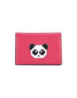 Бумажник LES PETITS JOUEURS. Цвет: пурпурный