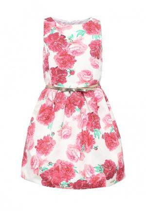 Платье Liu Jo Junior. Цвет: розовый