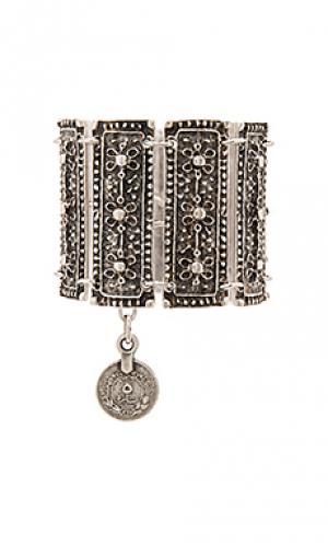 Браслет calypso Natalie B Jewelry. Цвет: металлический серебряный