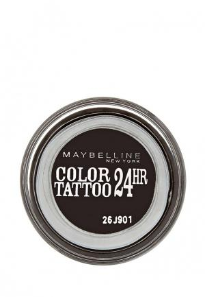 Тени для век Maybelline New York. Цвет: черный