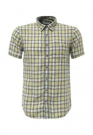 Рубашка Harris Wilson. Цвет: зеленый