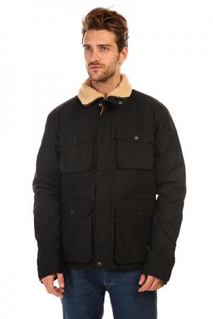 Куртка зимняя  M15 Jacket Black CLWR. Цвет: черный
