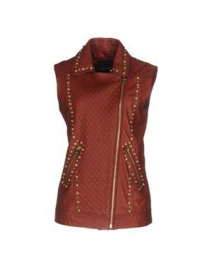 Куртка LES ÉCLAIRES. Цвет: кирпично-красный