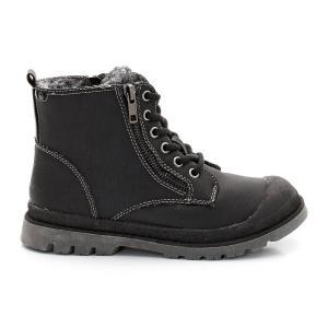 Ботинки R kids. Цвет: черный