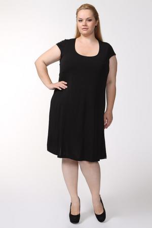 Платье Qneel. Цвет: черный