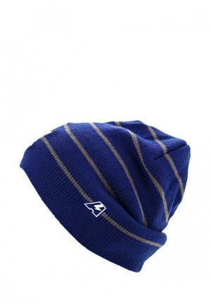 Шапка Atributika & Club™. Цвет: синий