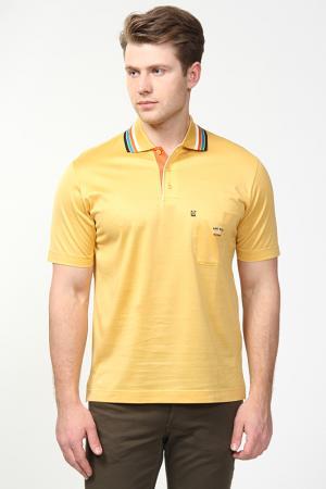 Поло Sail Exp. Цвет: желтый