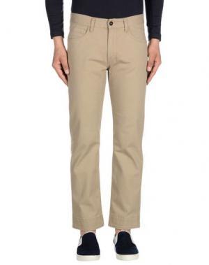Повседневные брюки MATIX. Цвет: бежевый