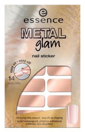 Дизайн ногтей essence 03 Glam-Me. Цвет: 03 glam-me