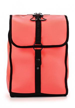Рюкзак Freddy. Цвет: коралловый