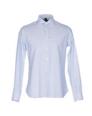Pубашка ORIAN. Цвет: синий