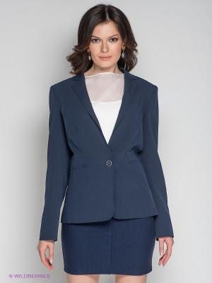 Пиджак ZENDRA. Цвет: темно-синий