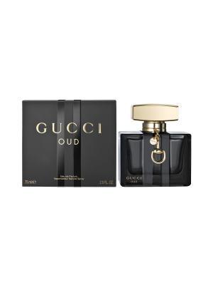 Парфюмированная вода  Gucci Oud 75 мл. Цвет: прозрачный