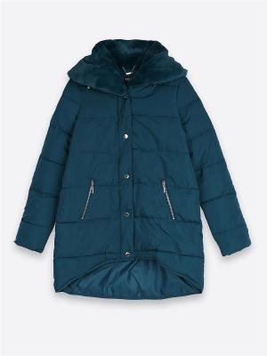 Куртка Troll. Цвет: зеленый