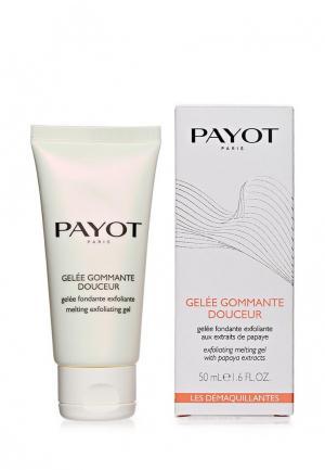 Пилинг для лица Payot. Цвет: белый
