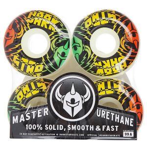 Колеса для скейтборда  Shock Wheel Rasta 99A 51 mm Darkstar. Цвет: белый,черный,зеленый,красный,желтый