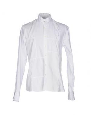 Pубашка ORIGINAL VINTAGE STYLE. Цвет: белый