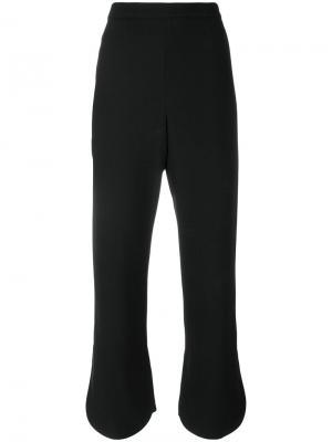 Укороченные расклешенные брюки  Prada P295AS18192U12532925