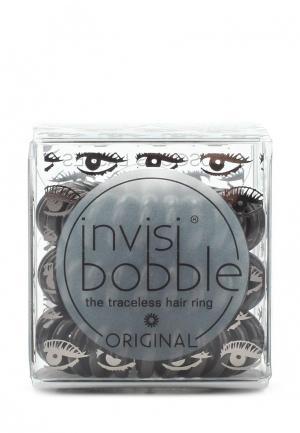 Комплект invisibobble. Цвет: коричневый
