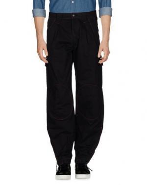 Повседневные брюки MURPHY & NYE. Цвет: черный