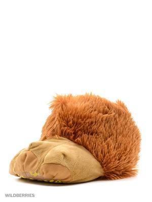 Обувь домашняя Effa. Цвет: коричневый, рыжий