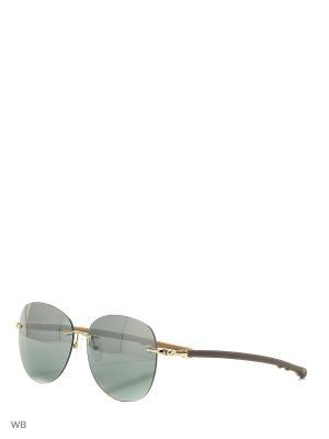 Солнцезащитные очки CX 814 GD CEO-V. Цвет: коричневый, хаки
